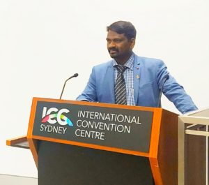 International Atomic Energy Agency (IAEA) appreciates indian Young N-Scientists during IYNC 2020 at Sydney.